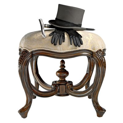 Countess Marias French Ottoman Stool