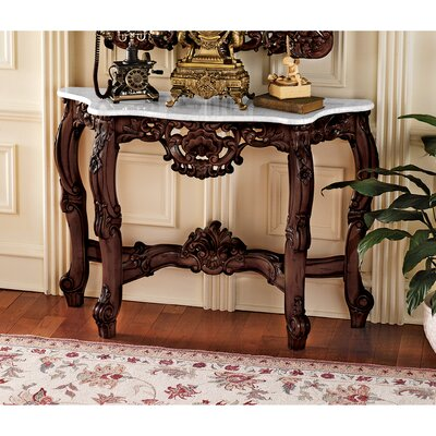Royal Baroque Console Table