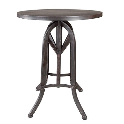 Industrial Revolution End Table