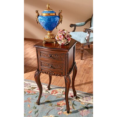 Saint-Lazare Louis XV End Table