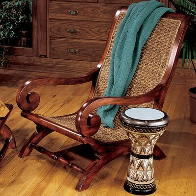 British Plantation Armchair