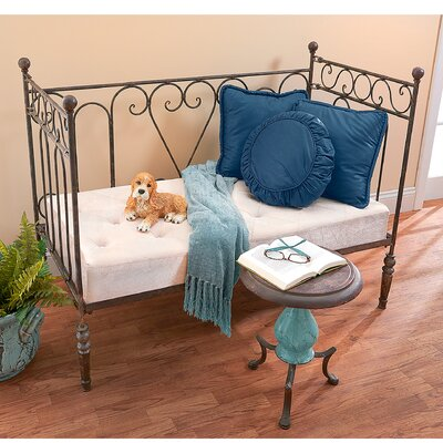 Saint-Lazare Petite Daybed with Mattress