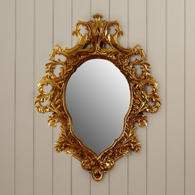 Madame Antoinette Salon Accent Mirror KY24