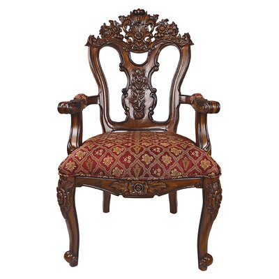 Isabella Ornate Armchair