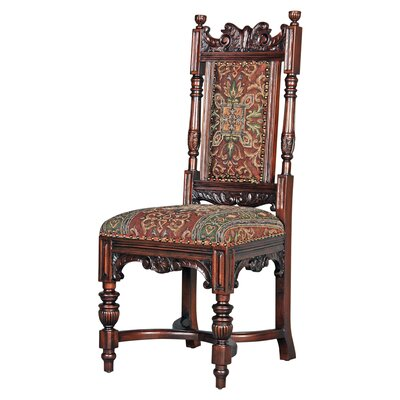 Grand Classic Edwardian Side Chair
