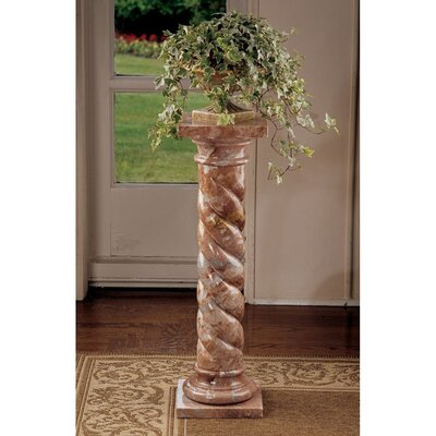 Design Toscano Venetian Doges Pedestal Plant Stand at Sears.com