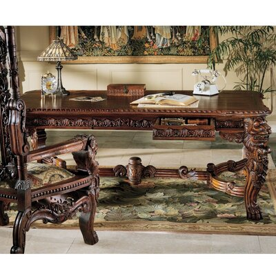 Cheap Design Toscano The Lord Raffles Lion Table (TXG1358)