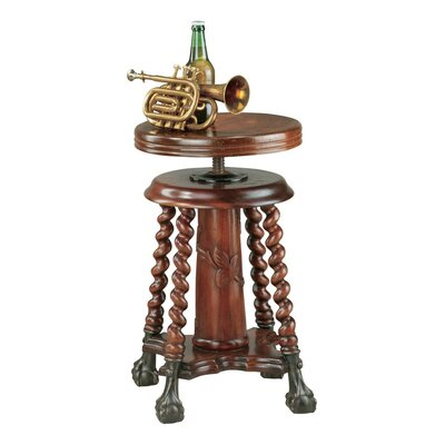 The Gidley and Doyle Piano End Table