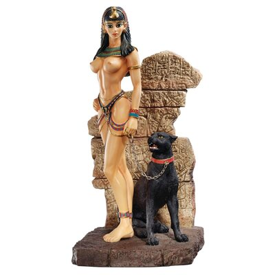 Egyptian Panther Goddess Figurine WU68453