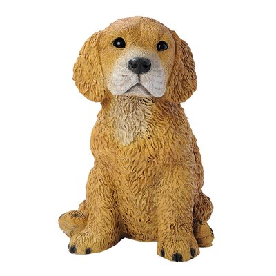 Retriever Puppy Dog Figurine CF339