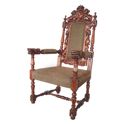 The Grand Heraldic Arm Chair