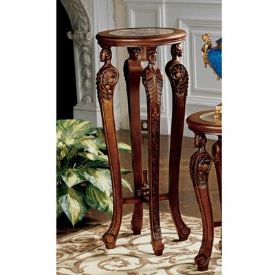 Four Caryatids End Table