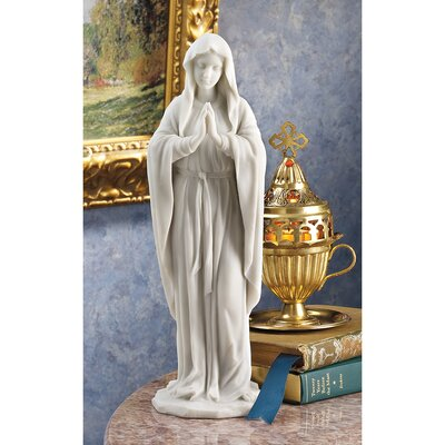 Blessed Virgin Mary Figurine