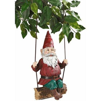 Sammy The Swinging Gnome Statue Quantity: Set of 2 EU95795