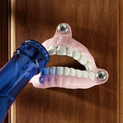 Design Toscano False Teeth Bottle Opener (Set of 3) at Sears.com