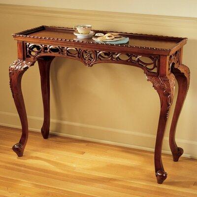 Cheap Design Toscano Filigree Console Table (TXG2024)