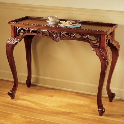 Filigree Console Table
