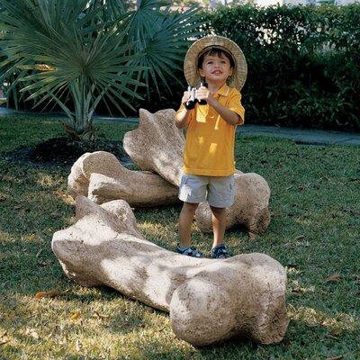Gigantic Dinosaur Bone Statue NG32762