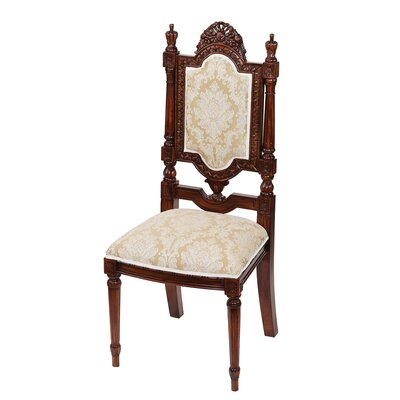 Salon Des Rosiers Fabric Side Chair