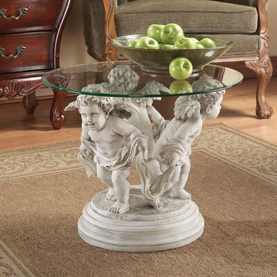 Berninis Cherubs Coffee Table