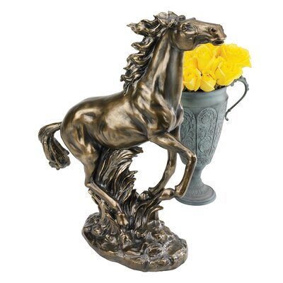Grace and Beauty Stallion Horse Figurine EU6668