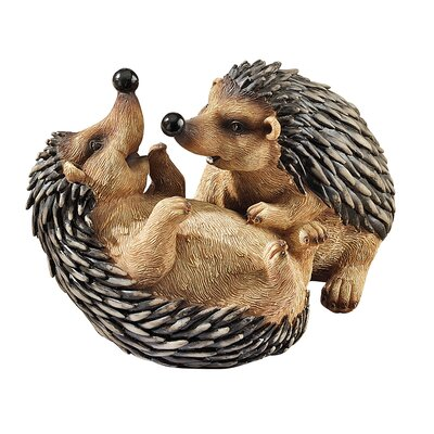 Hyper Hedgehogs Garden Statue Quantity: Set of 2 QL956784