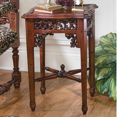 Saltier End Table