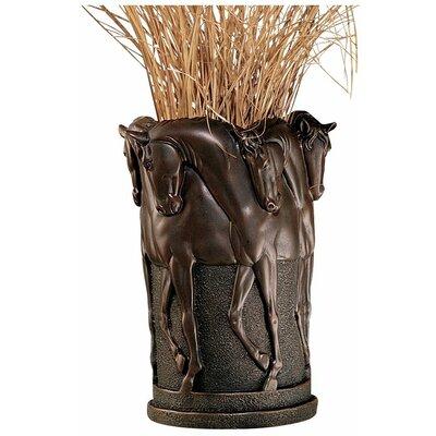 The Six Stallions of the Hippodrome Vase