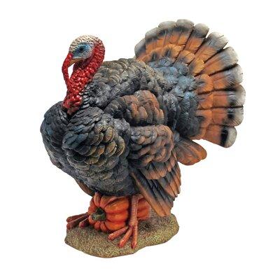 North American Turkey Statue QM2373100