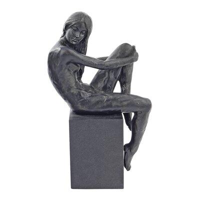 Visions of Monique Nude Female Figurine WU76095