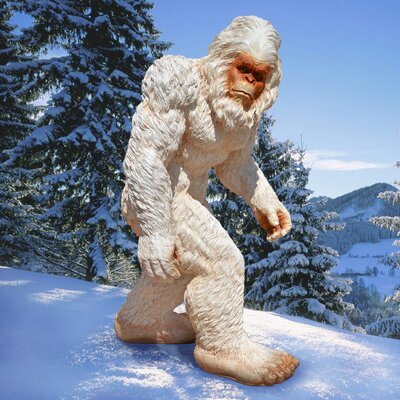 Design Toscano Abominable Snowman Yeti - Size: Medium at Sears.com