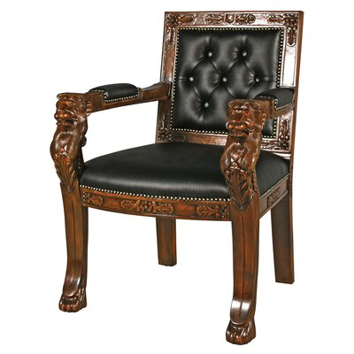 Beardsley Lion Arm Chair