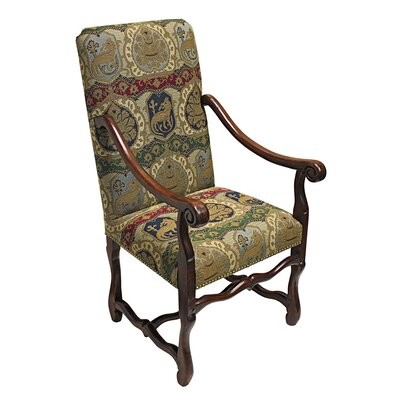 Chateau DuMonde Coat Arm Chair