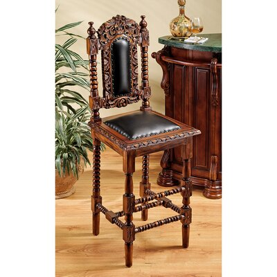 Charles II Gothic 31 Bar Stool