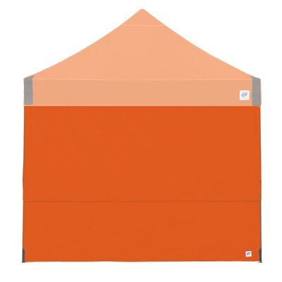 Recreational Sidewall with Straight Leg Color: Steel Orange
