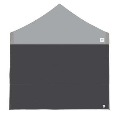 Recreational Sidewall with Straight Leg Color: Steel Grey
