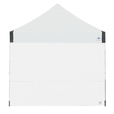 Recreational Sidewall with Straight Leg Color: White