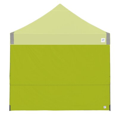 Recreational Sidewall with Straight Leg Color: Limeade