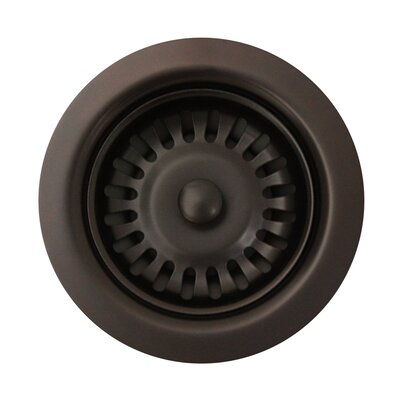 Rainbow Grid Kitchen Sink Drain Finish: Oil Rubbed Bronze