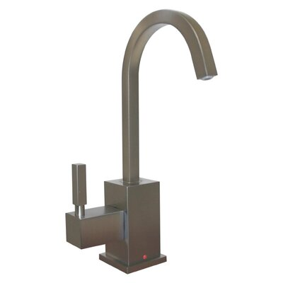 Forever Hot Q-Haus Hot Water Dispenser Finish: Brushed Nickel