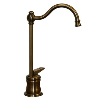 Forever Cold Water Dispenser Finish: Antique Brass