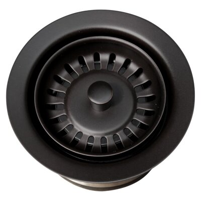 Waste Disposer Trim Finish: Oil Rubbed Bronze
