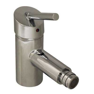 Centurion Single Handle Horizontal Spray Bidet Faucet Finish: Polished Chrome