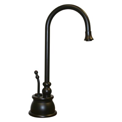 Forever Hot Single Handle Instant Hot Water Dispenser Faucet with Gooseneck Spout Finish: Oil Rubbed Bronze