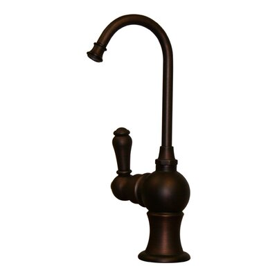 Forever Single Hole Instant Hot Water Dispenser Finish: Mahogany Bronze