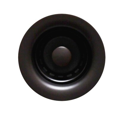 Rainbow Lift and Turn Kitchen Sink Drain Finish: Oil Rubbed Bronze