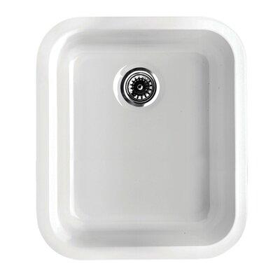 Elementhaus 18.25 x 22.5 Rectangle Drop-In/Undermount Kitchen Sink