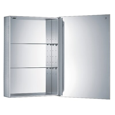 18.87 x 26.75 Surface Mount Medicine Cabinet