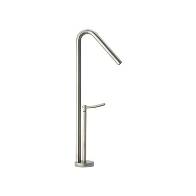 Metrohaus Single Handle Elevated Faucet with Swivel Spout