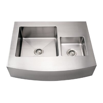 Undermount Corner Kitchen Sinks Stainless Steel : ... Undermount Stainless Steel Kitchen Sinkwhncmdap3629 - corner kitchen